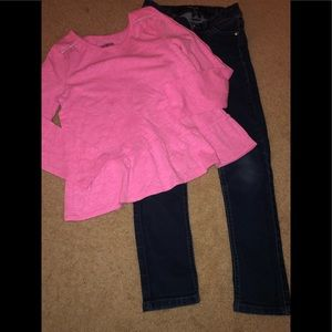 Size 7 outfit